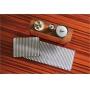 Tapete Para Casa / Cozinha CasaComCasa Listrado Minimalista 100% Algodão 45cm x 1,20m (1 peça)