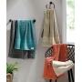 Toalha de Banho Dohler Jacquard Safira FJ-6769 100% algodão - Gramatura: 500 g/m²