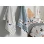 Toalha de Banho Infantil Karsten Bob Cachorrinhos - Gramatura: 380g/m²