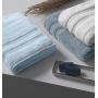 Toalha de Banho Karsten Unika Fio Penteado Max 100% Algodão - Gramatura: 500 g/m²