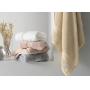 Toalha de Banho Trussardi Egitto Elegance 100% Algodão Egípcio - Gramatura: 560g/m²
