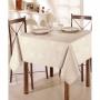 Toalha de Mesa Retangular Dohler Clean Athenas Eliete 6 Lugares 1,40m x 2,10m