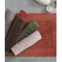 Toalha de Piso Dohler Jacquard Confort FJ-6419 100% Algodão  - Gramatura: 680 g/m²