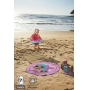 Toalha de Praia Infantil Redonda Lepper Aveludada LOL - Estampa Surpresa