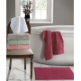 Toalha de Rosto Dohler Jacquard Confort FJ-6512 100% Algodão  - Gramatura: 500 g/m²