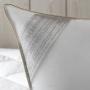 Travesseiro Buddemeyer Toque de Pluma 100% Algodão Cetim 233 fios 50cm x 70cm (1 Peça)