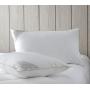 Travesseiro Buddemeyer Toque de Pluma 100% Algodão Cetim 233 fios p/ King Size - 50cm x 90cm (1 Peça)
