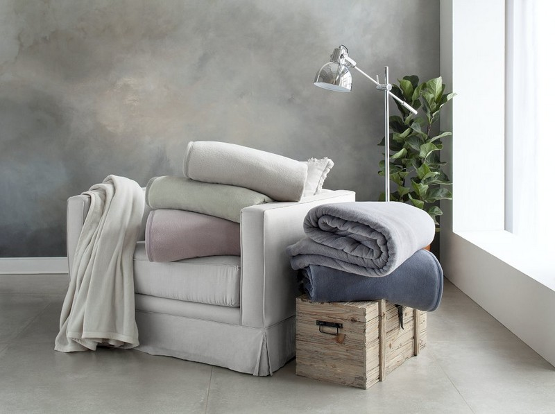 Cobertor Casal Buddemeyer Aspen 100% Poliéster - Microfibra Extra Macia