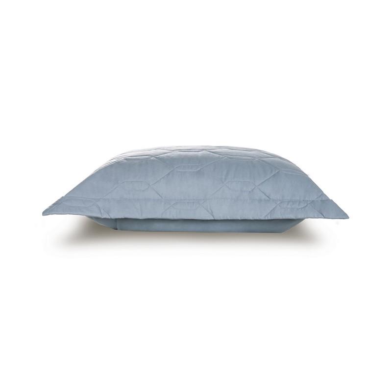Porta Travesseiro Karsten Liss 100% Algodão Percal 180 fios 50cm x 70cm (1 Peça)