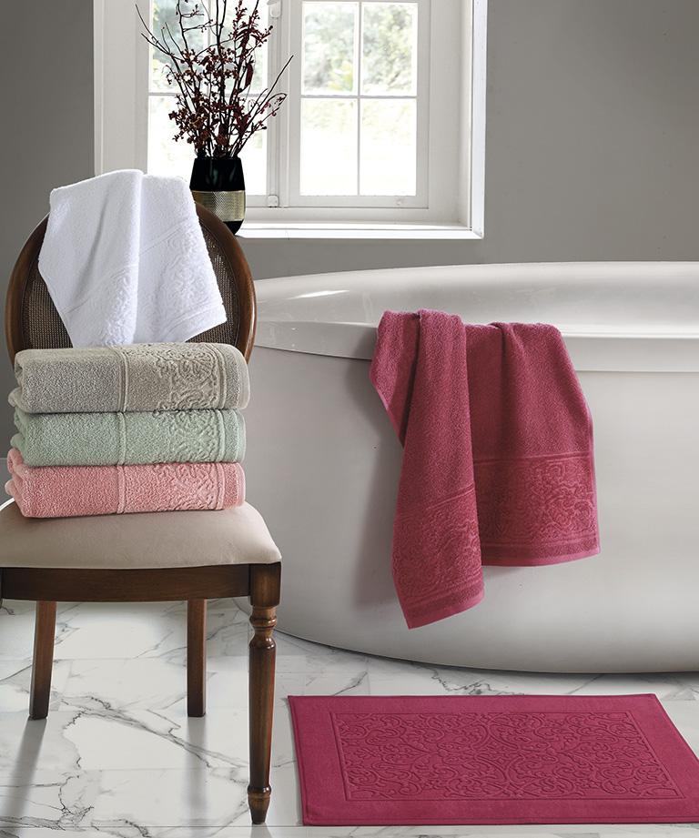 Toalha Banhão Dohler Jacquard Confort FJ-6512 100% Algodão  - Gramatura: 500 g/m²