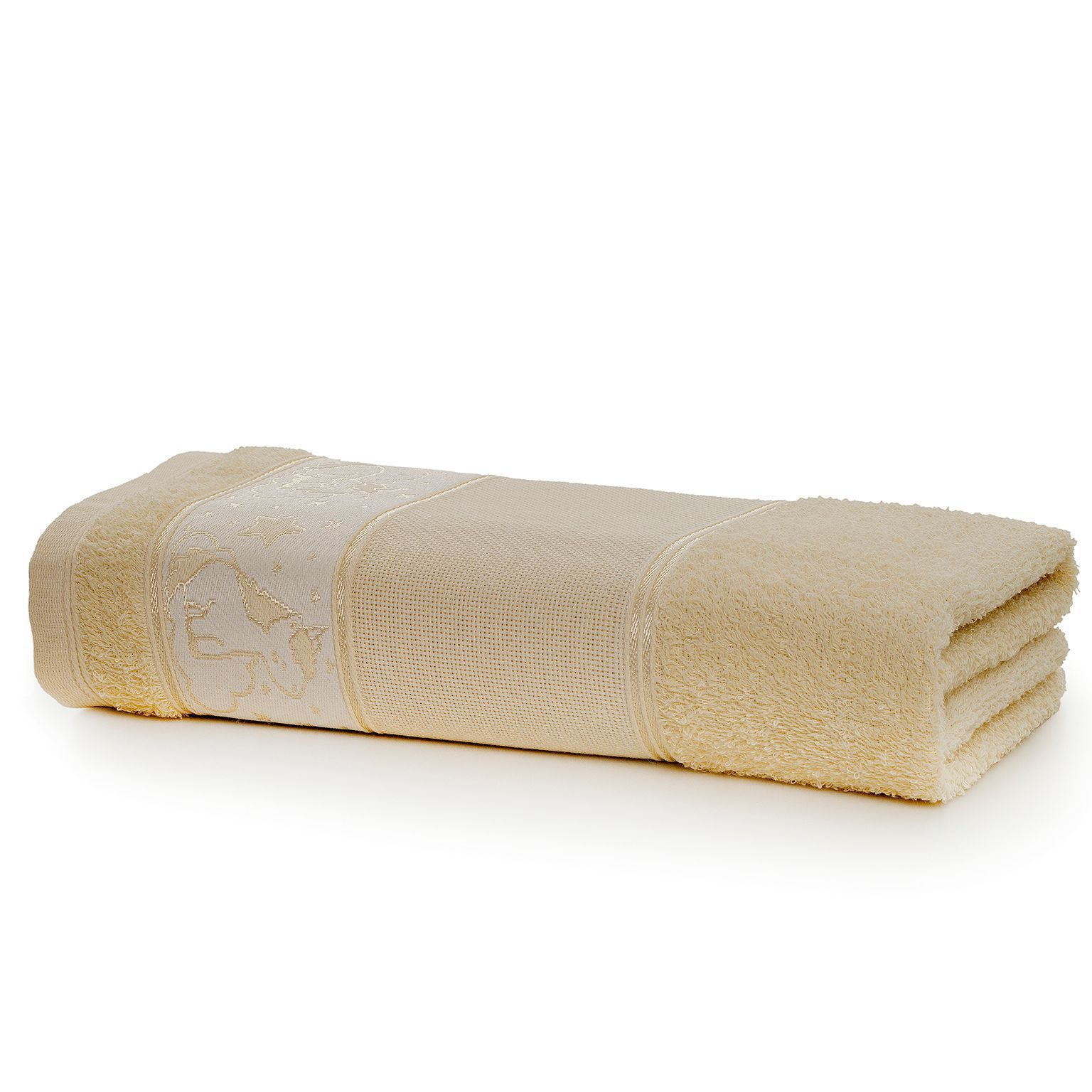 Toalha de Banho Infantil Pinta e Borda Magic Dream - Santista