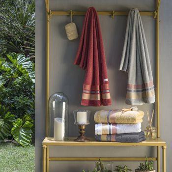 Toalha de Banho Home Design Texture - Santista