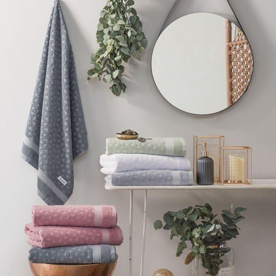 Toalha de Rosto Home Design Nuance - Santista