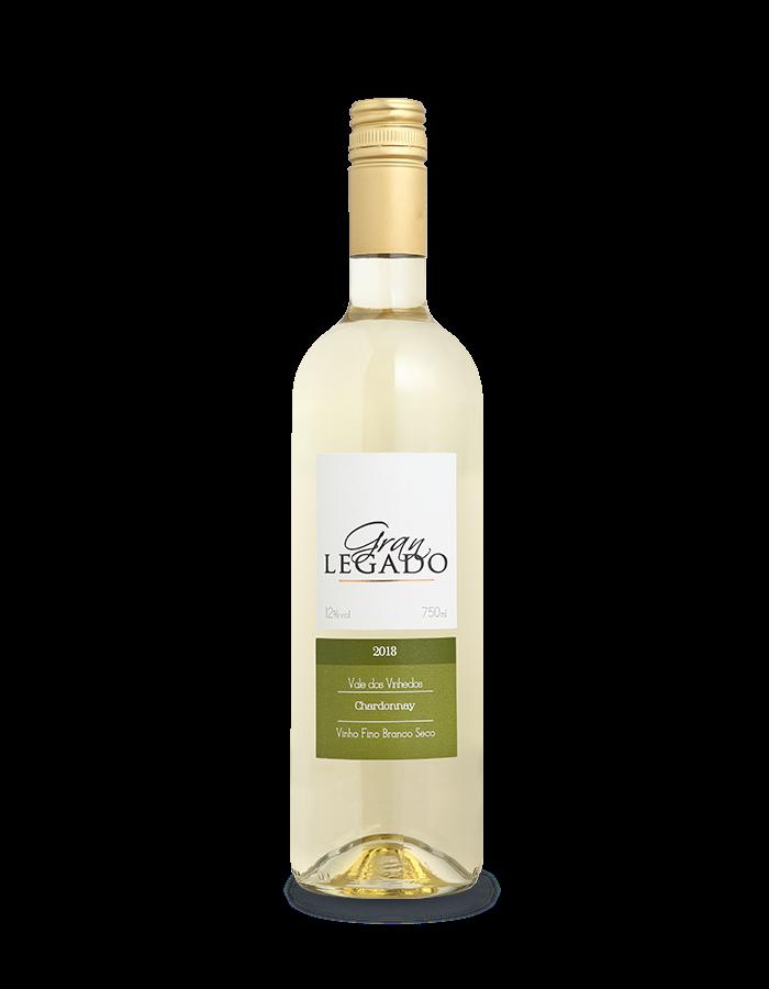 Vinho Branco Gran Legado Chardonnay
