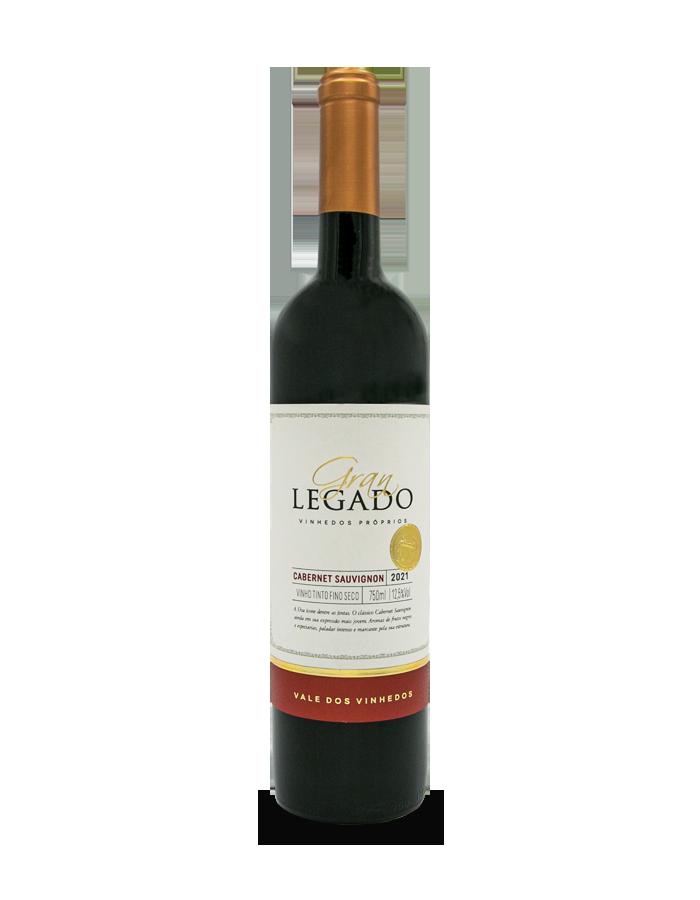 Vinho Tinto Gran Legado Cabernet Sauvignon