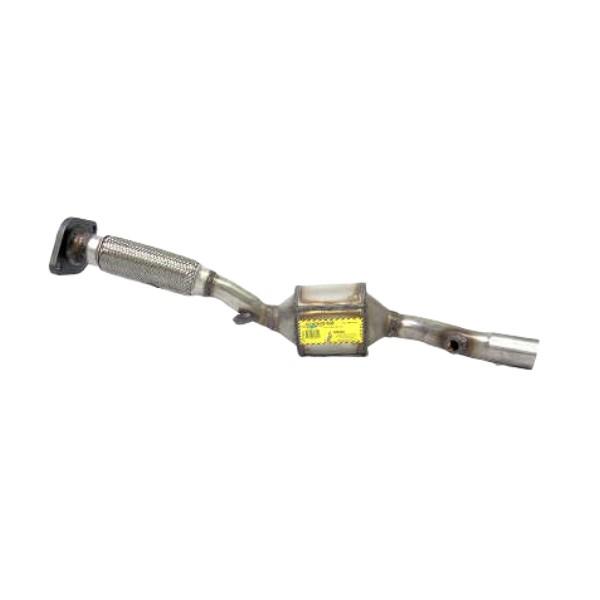 Catalisador Com Cano Do Motor Duster (Ref.Fab.: 97630)