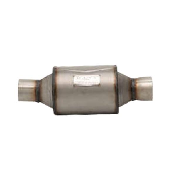 Catalisador Universal Redondo Motor até 5.2LT (Ref.Fab.: 15402)