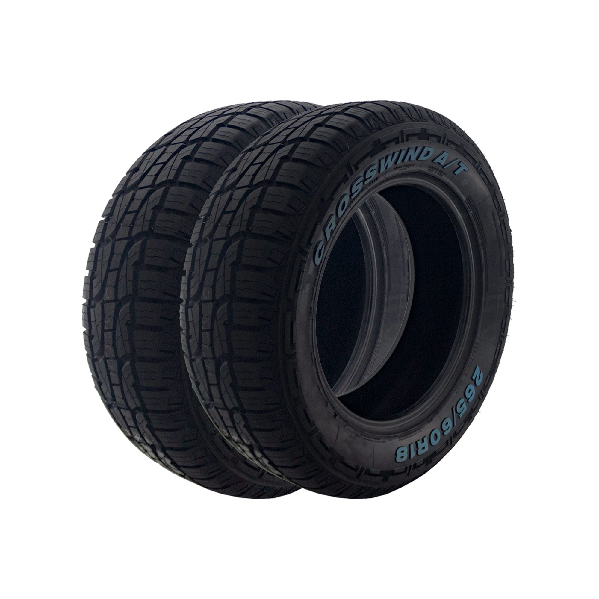 Kit 2 Pneus 265/60 R18 Linglong Crosswind AT 110T