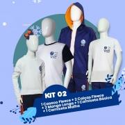 Kit 2 // Outono & Inverno Anglo - 13% OFF //