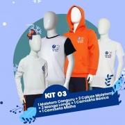 Kit 3 // Outono & Inverno Anglo - 13% OFF //