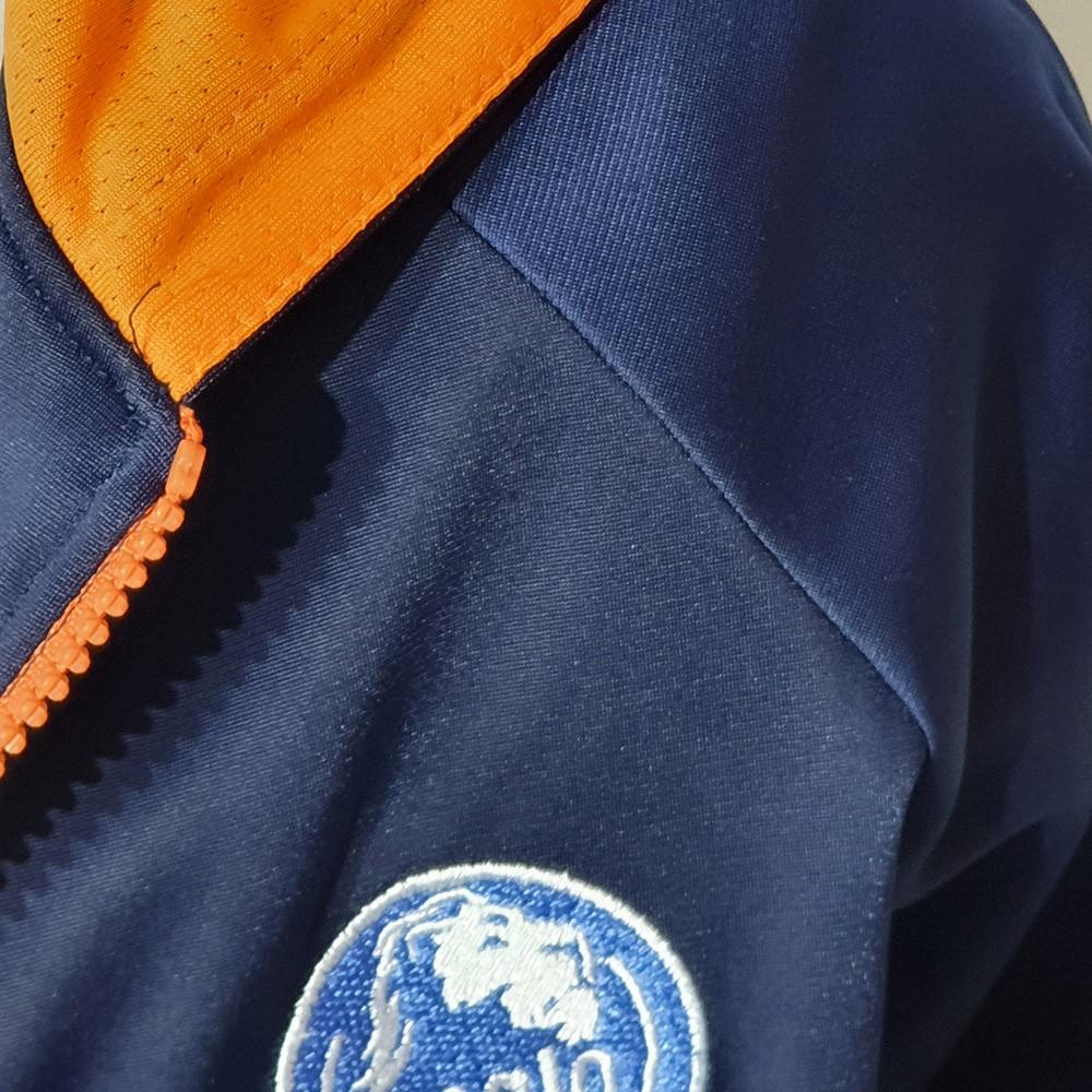 CASACO FLEECE ANGLO (Logo Alpha)