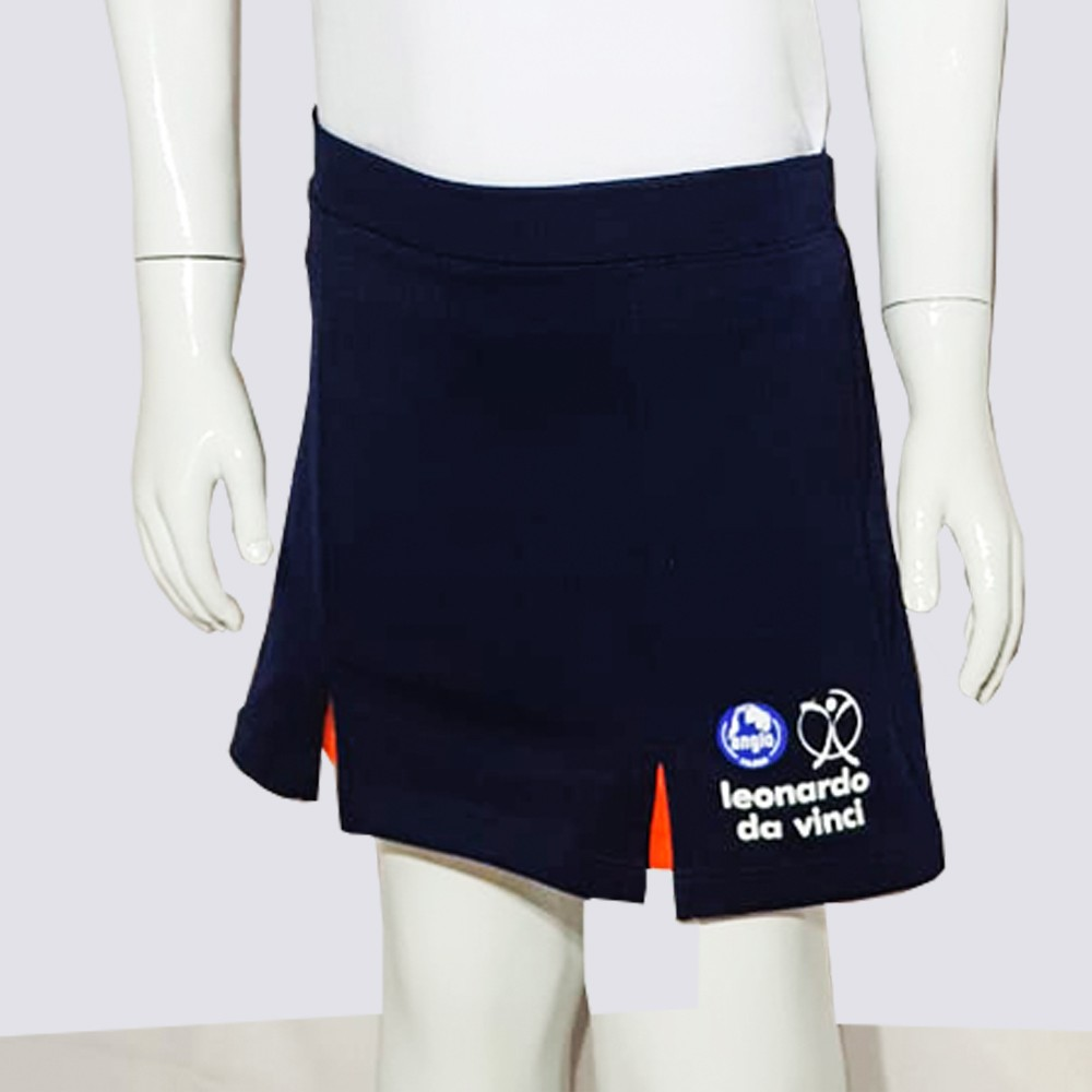 COMBO 1 - 10% OFF | Alphaville |  Vestido Polo + Shorts + Baby Look + Shorts Saia