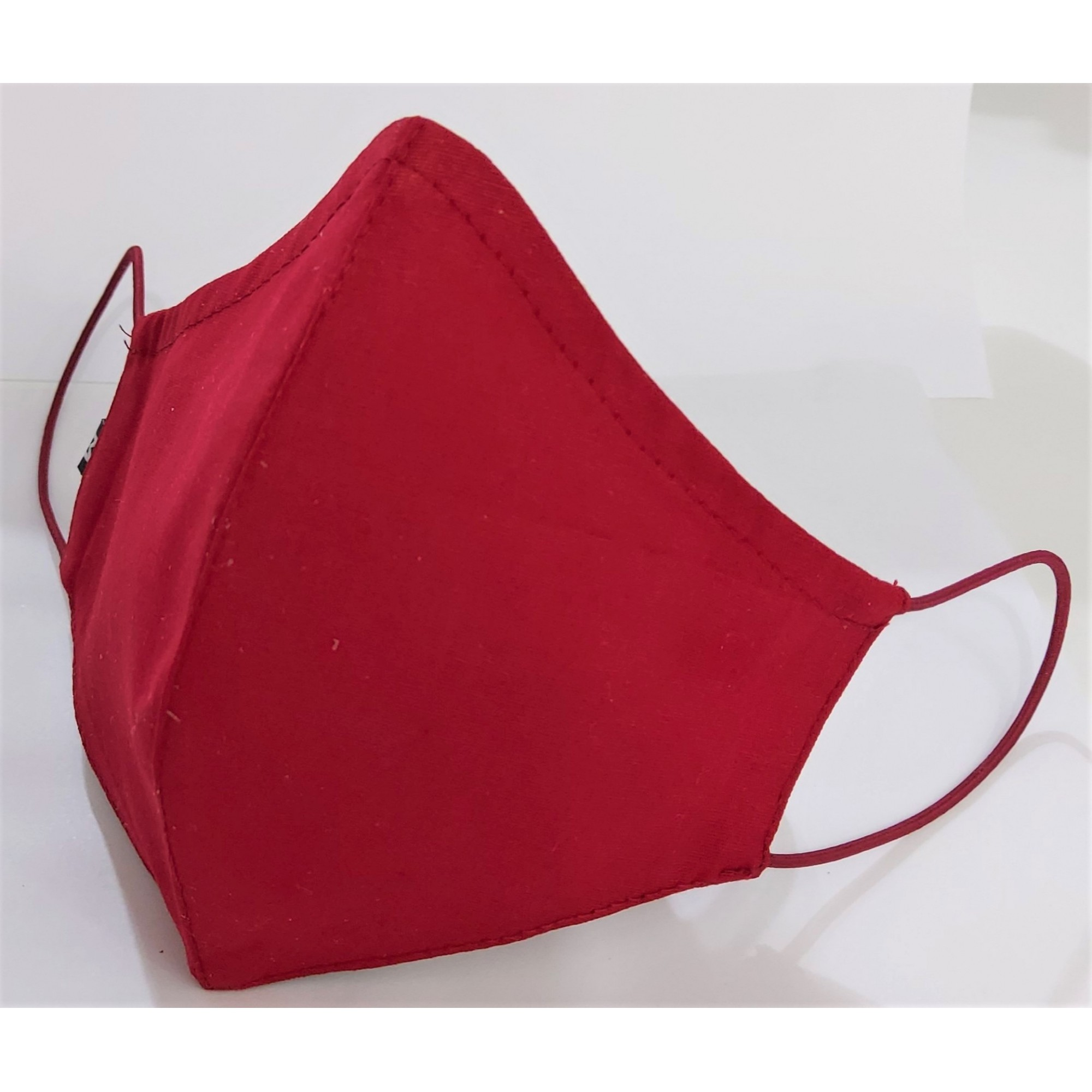 Mascara de Proteção 100% Algodão com clip Nasal e ajuste de elásticos -  Mod. 03