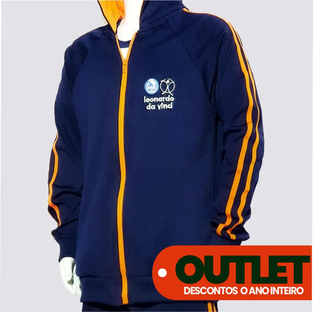 OUTLET 20% OFF // CASACO HELANCA  ANGLO //