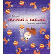 BOTAS E BOLAS