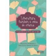 LITERATURA TAMBÉM É COISA DE CRIANÇA