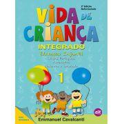VIDA DE CRIANCA INTEG.VOL-1 2ºEDICAO REFORMULADA
