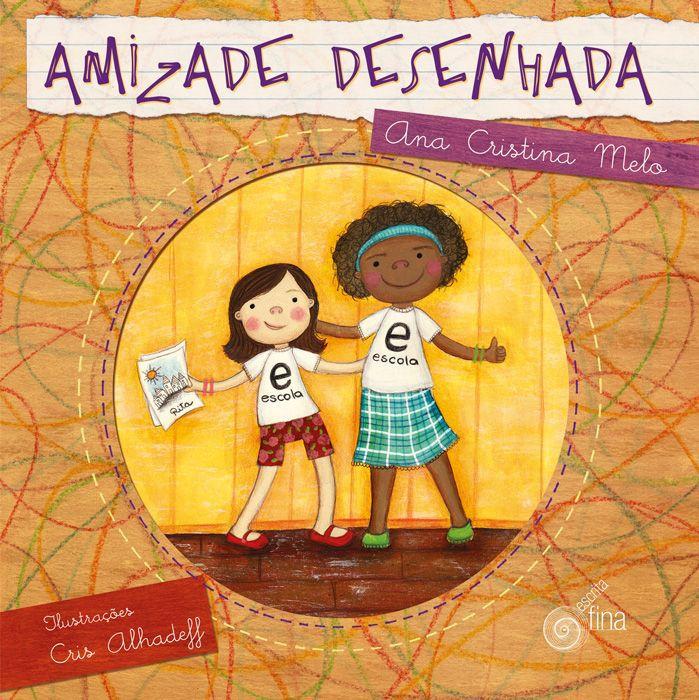 AMIZADE DESENHADA