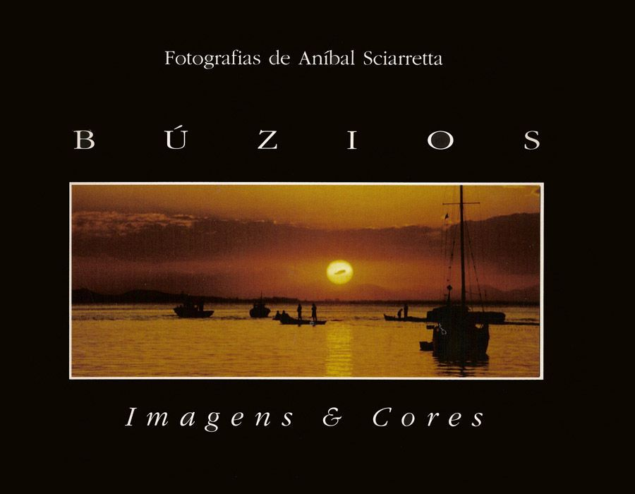 BUZIOS IMAGENS E CORES