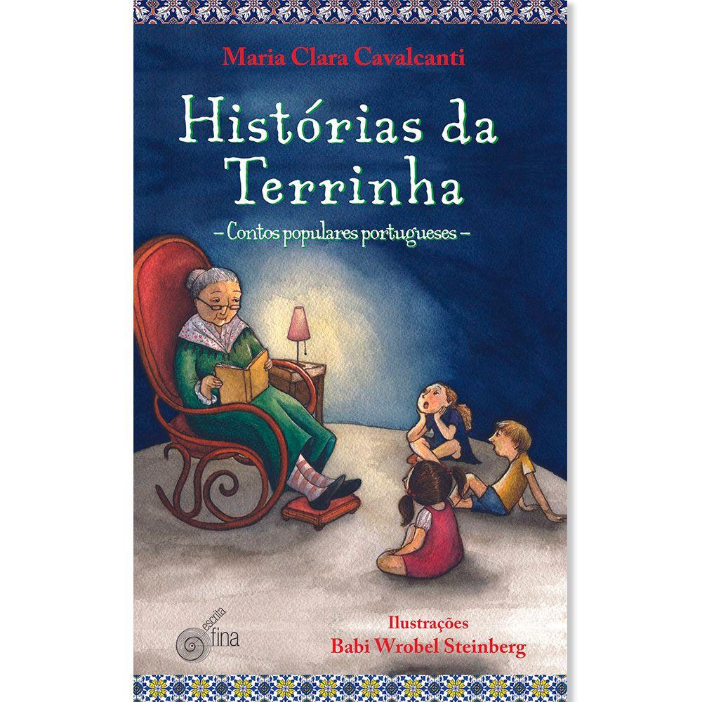 HISTÓRIAS DA TERRINHA