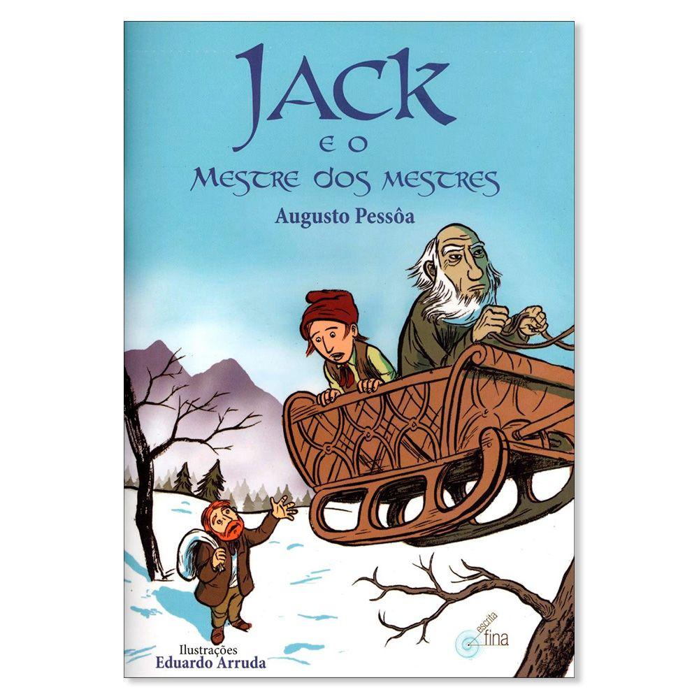 JACK E O MESTRE DOS MESTRES