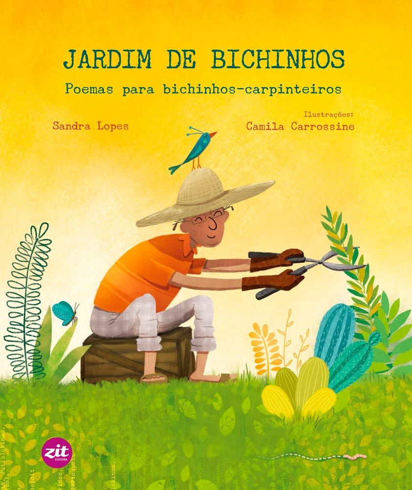 JARDIM DE BICHINHOS