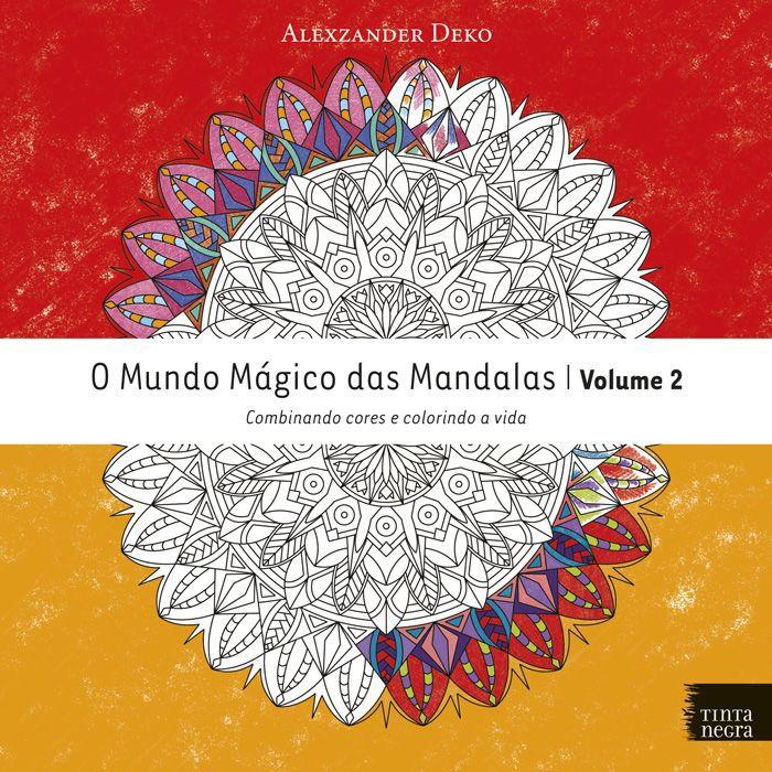 O MUNDO MÁGICO DAS MANDALAS V.2