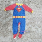 Macacão superman plush