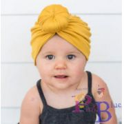 Touca turbante Zoe rosquinha - malha