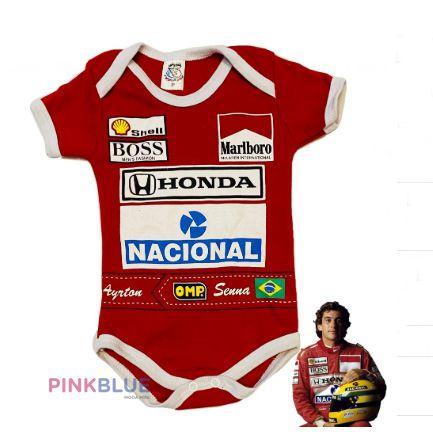 Body Ayrton Senna