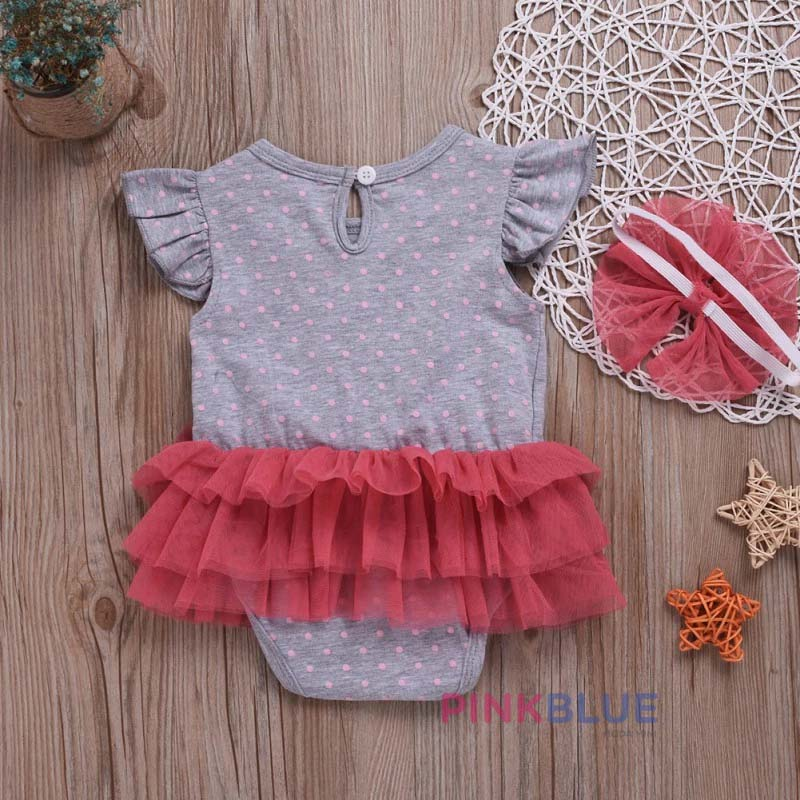 Body romper cisne