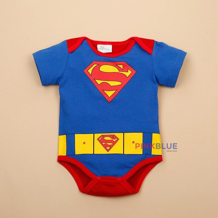 Body Super herois