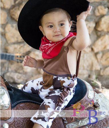 Conjunto Cowboy Country