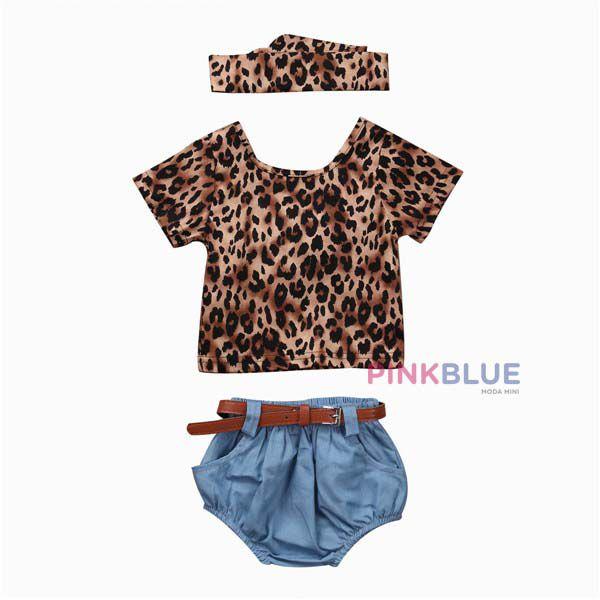 Conjunto leopardo