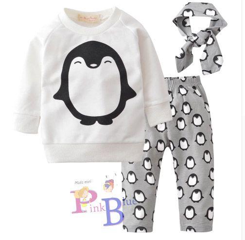 Conjunto Pinguim