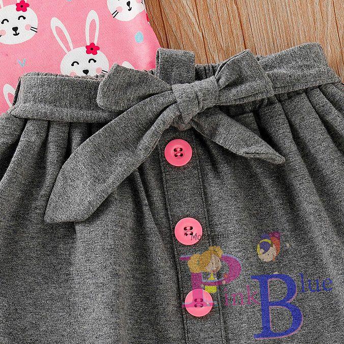 Conjunto pink bunny