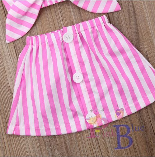 Conjunto Pink Lizzie