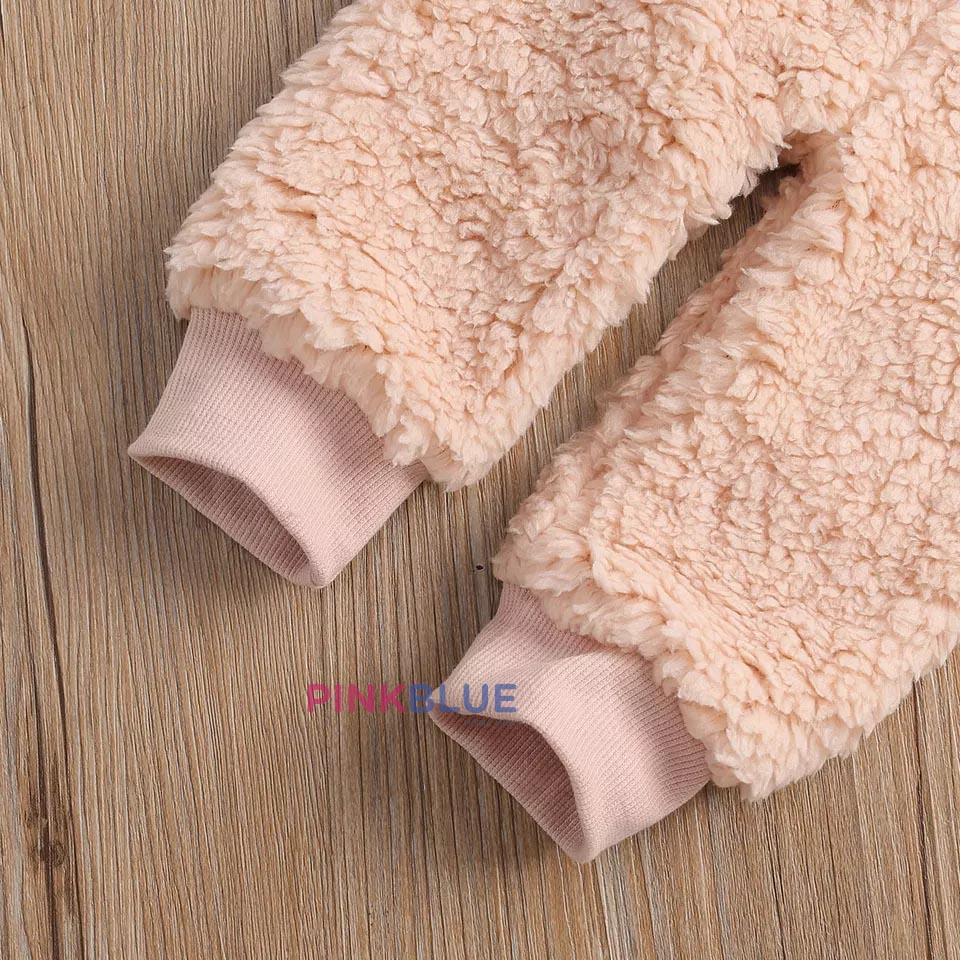 Conjunto raposinha lã de ovelha