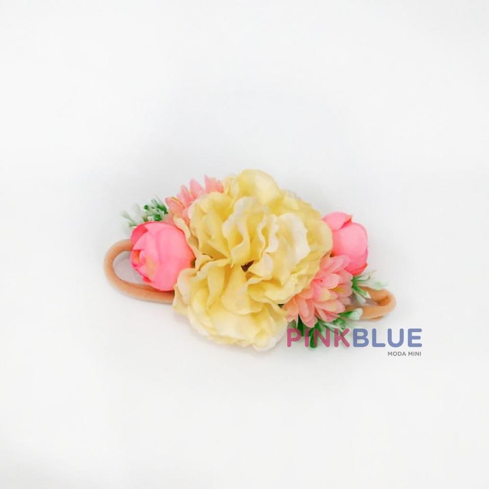 Faixa flores candy