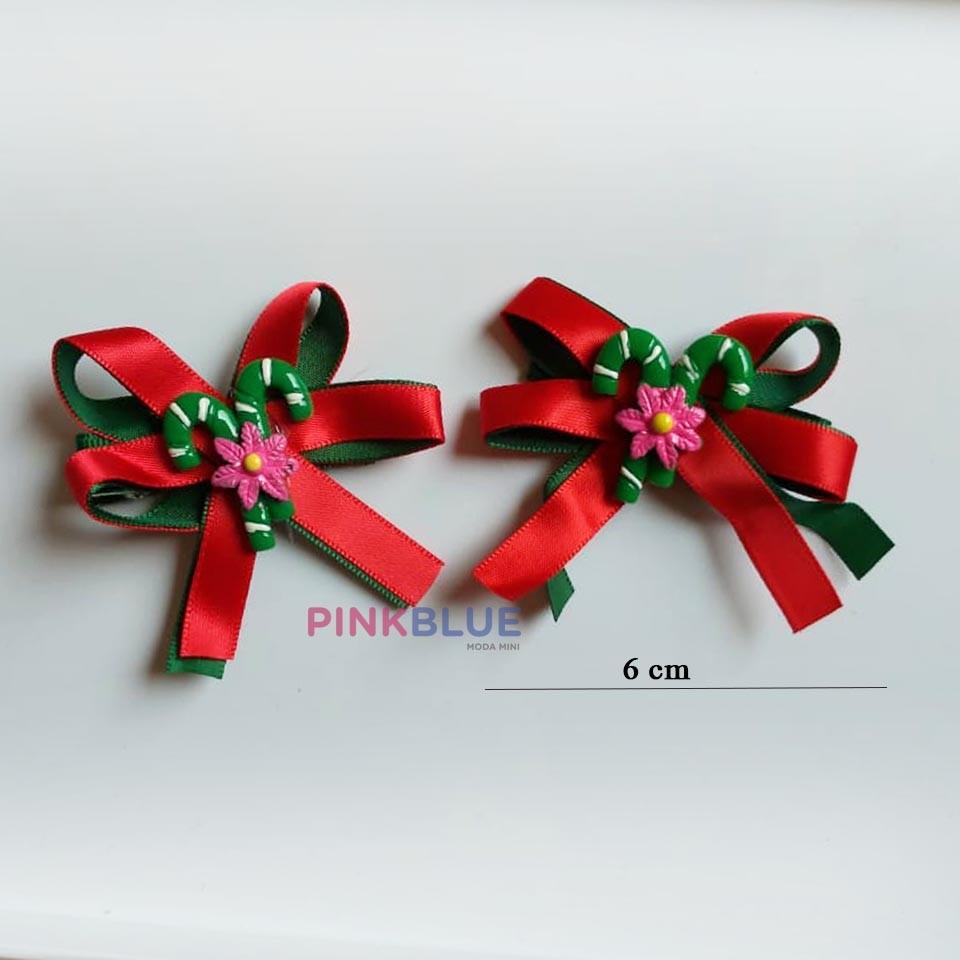 Kit lacinhos Natal